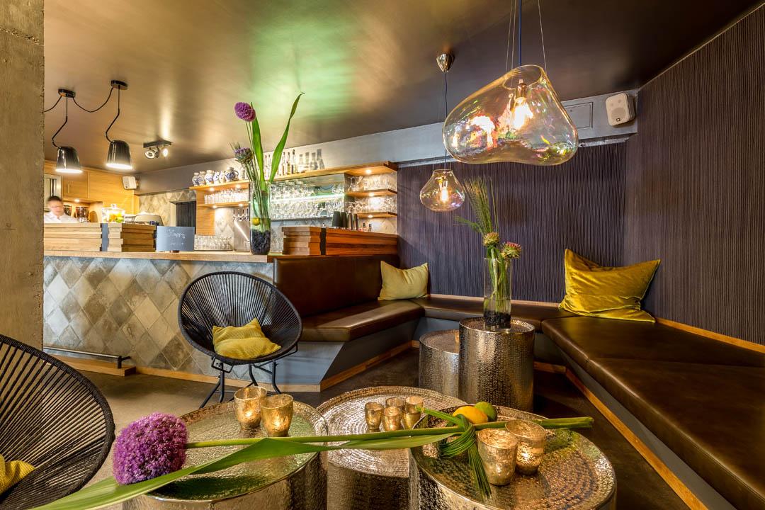 Hotel Bar Hotel Schone Aussicht Raume Bauten Innenarchitekten Und